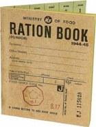 Replica Ration Book