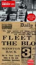 Replica Britain Declares War Newspaper