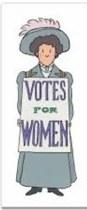 BOOKMARK Suffrage