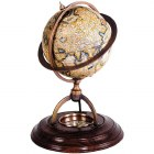 Terrestrial Globe And Compass