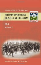 Official History of the Great War Military Operations In France & Belgium 1914 Volume 2