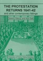 Protestation Returns 1641-42