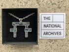 The National Archives Architectural Necklace: The Pillars