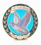 Pigeon Pin Badge