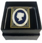 Queen Victoria 200th Anniversary Pin
