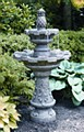 Fountain, Fluted Pineapple, 2t