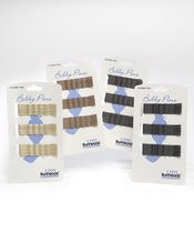 BOBBY PINS DOUBLE COATED 25 PER PACKAGE