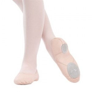 JULIET CANVAS BALLET SLIPPER