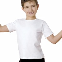 BOYS FITTED SHORT SLEEVE TEE