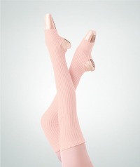 "27"" ADULT STIRRUP LEG WARMERS"