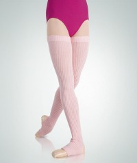 "36"" LONG STIRRUP LEG/THIGH WARMER"