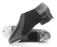 SLIP-ON JAZZ TAP SHOE