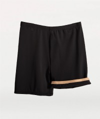 BOYS SHORTS 5-6 BLACK