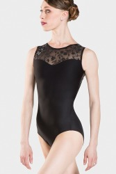 LEOTARD SM BLK
