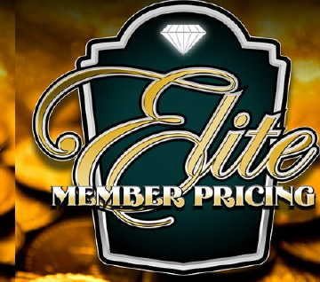 ELITE MEMBER PRICING