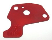 CLONE RED PLATE