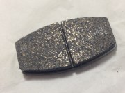 MCP BLACK BRAKE PAD EA
