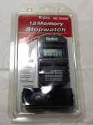 ROBIC STOPWATCHES FIVE LAP MEMORY
