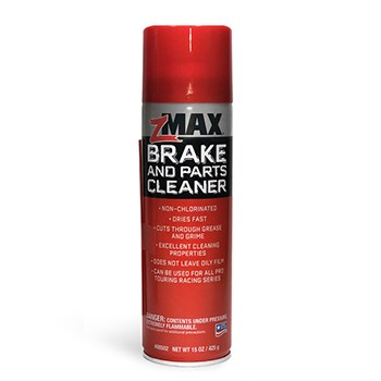 ZMAX BRAKE AND PARTS CLEANER