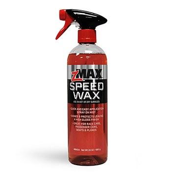 ZMAX SPEED WAX