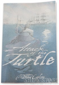 Book - Attack of the Turtle