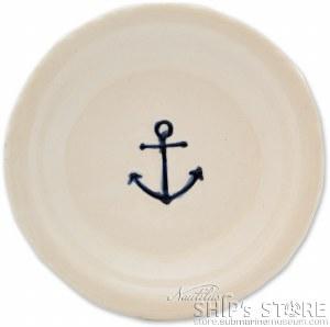 "Dish- Round Anchor Dish 3"""