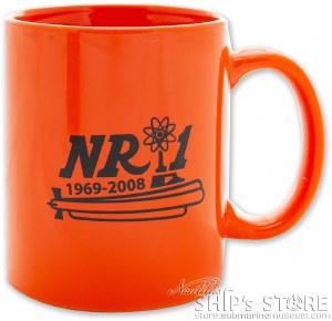 Mug - NR-1 Submarine