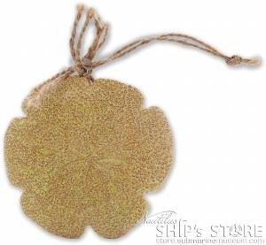 Sanddollar Ornament