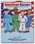 Book - Coloring American Heros