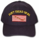 Cap - Don't Tread on Me - FLAG