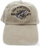Cap (Kids) - Nautilus Logo