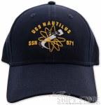 Cap - Nautilus Crest