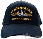 Cap - Silent Service Officer