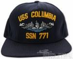 Cap - USS Columbia EE