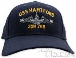 Cap - USS Hartford
