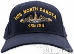 Cap - USS North Dakota Officer