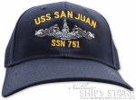 Cap - USS San Juan