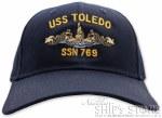 Cap - USS Toledo Officer