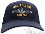 Cap - USS Toledo
