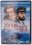 DVD - 20000 Leagues WD