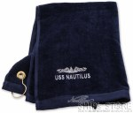 Golf Towel - Nautilus Enlisted