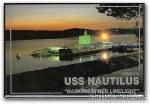 Magnet- Nautilus Basking Lime