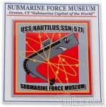 Magnet -  USS Nautilus Square