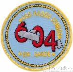 Patch - 604 Haddo