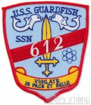Patch - 612 Gaurdfish