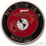 Pin - Son is a Marine