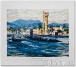 Print - Sub Base Pearl Harbor
