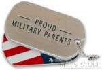 Proud Parents Dog Tag