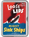 Puzzle - Loose Lips Sink Ships