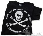 T-Shirt - Skull and Bones Sm